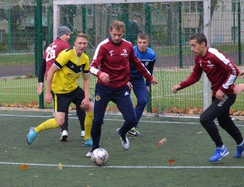 Стартує футбольна битва районів