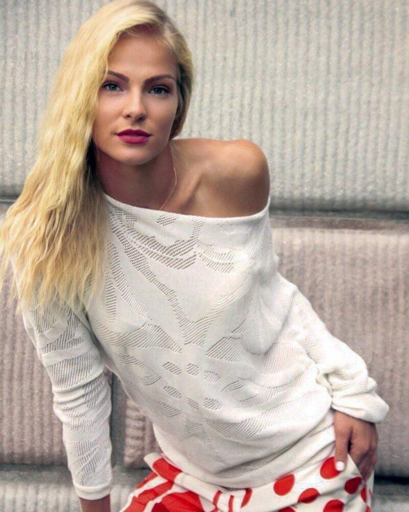 Дарья Клишина – между спортом и глянцем