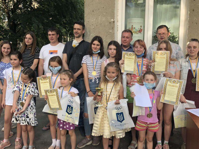 Шахова команда «Романтик» вийшла до вищої ліги всеукраїнських онлайн-змагань