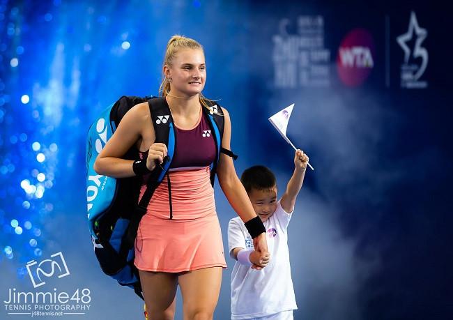 Даяна Ястремська - від одеського корту до WTA