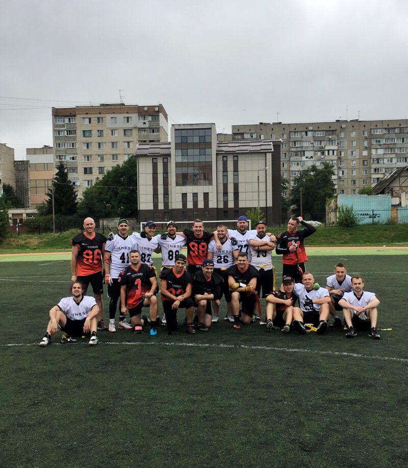«Вінницькі вовки» вийшли до фіналу чемпіонату України