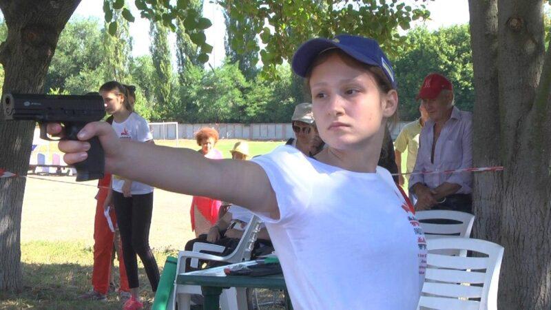 Ладижин приймав перші відкриті спортивні ігри Вінниччини
