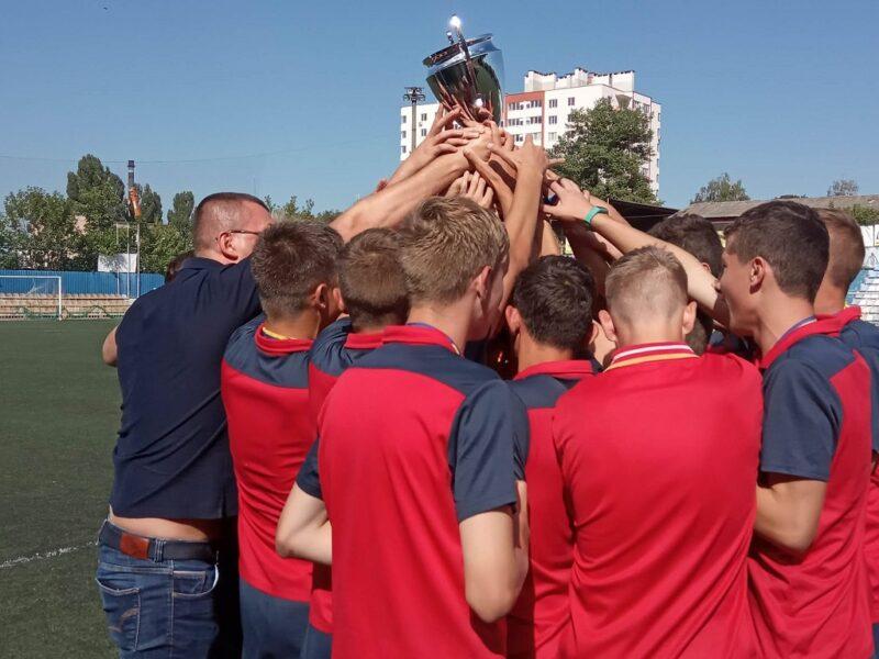 Міжнародний «Utmost Cup» серед юнаків 2006 р.н. у Вінниці здобули столичні «атлети»