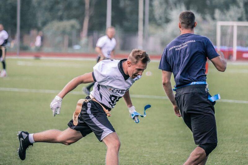 «Вовки» виграли срібло чемпіонату України з флаг-футболу
