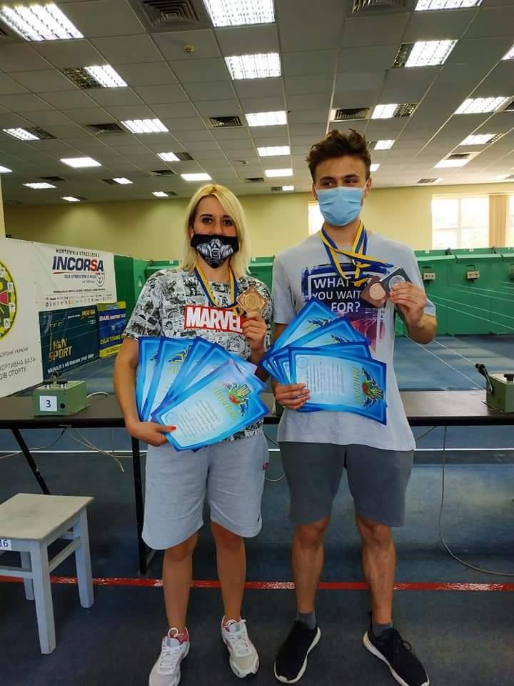 Збірна Вінниччини виграла чемпіонат України зі стрільби по рухомій мішені