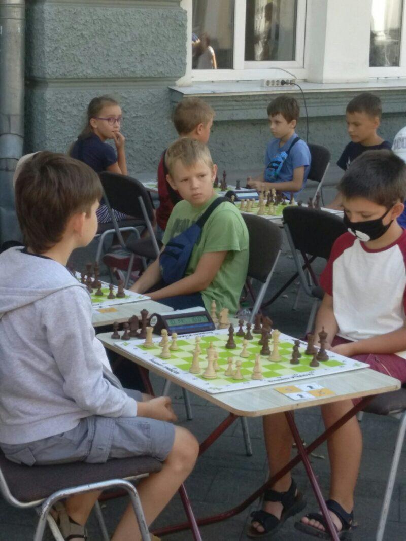 Юний вінницький шахіст здобув «Кубок Незалежності» у Житомирі