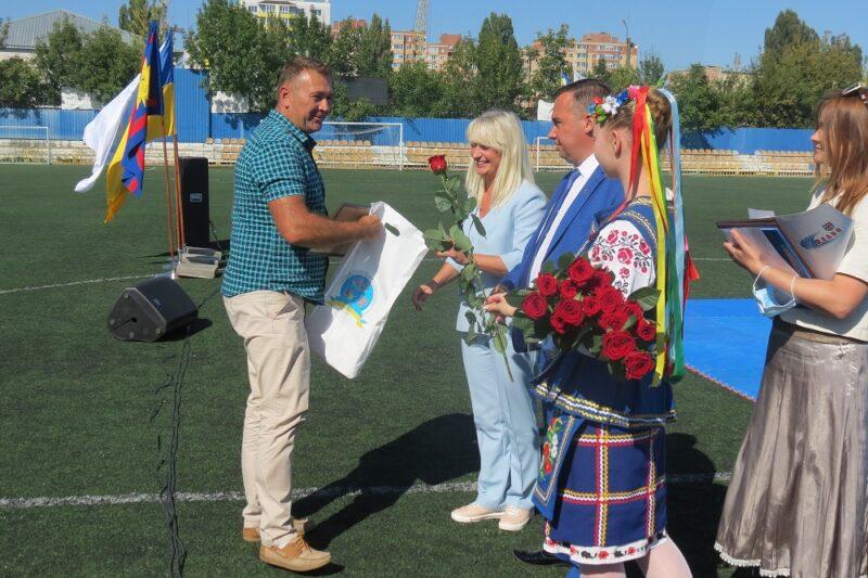 Як на Вінниччині відзначили День фізичної культури і спорту