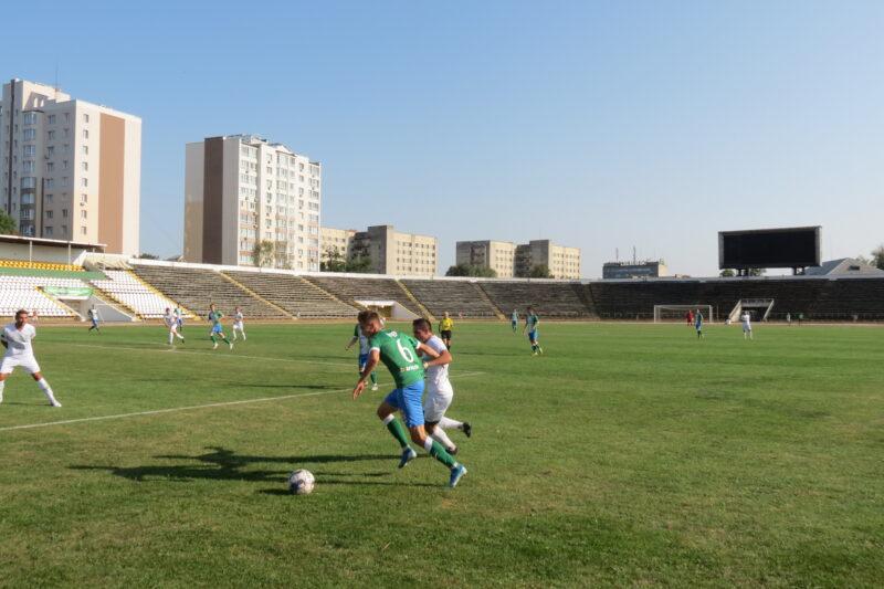 «Нива» пройшла першоліговий «Кристал» в Кубку України