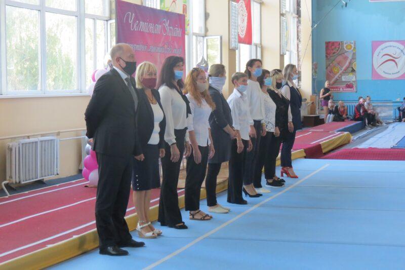 У Вінниці стартував чемпіонат України зі спортивної акробатики
