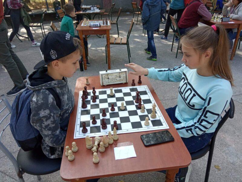 Започаткували «Гайсин open» із шахів