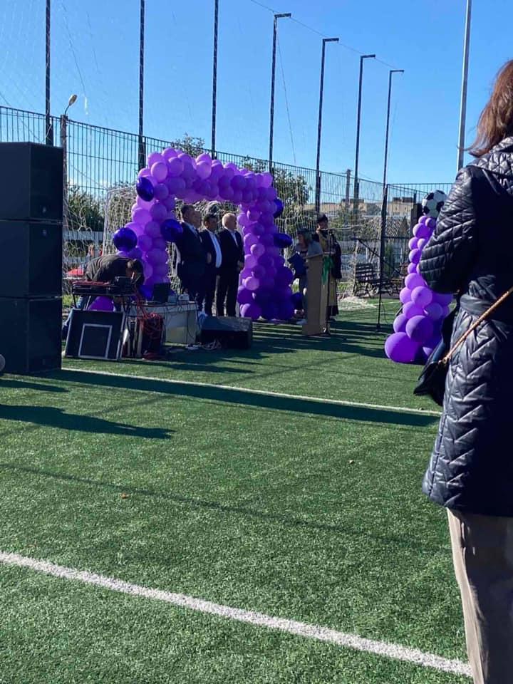 У Турбові відкрили новий спортивний комплекс