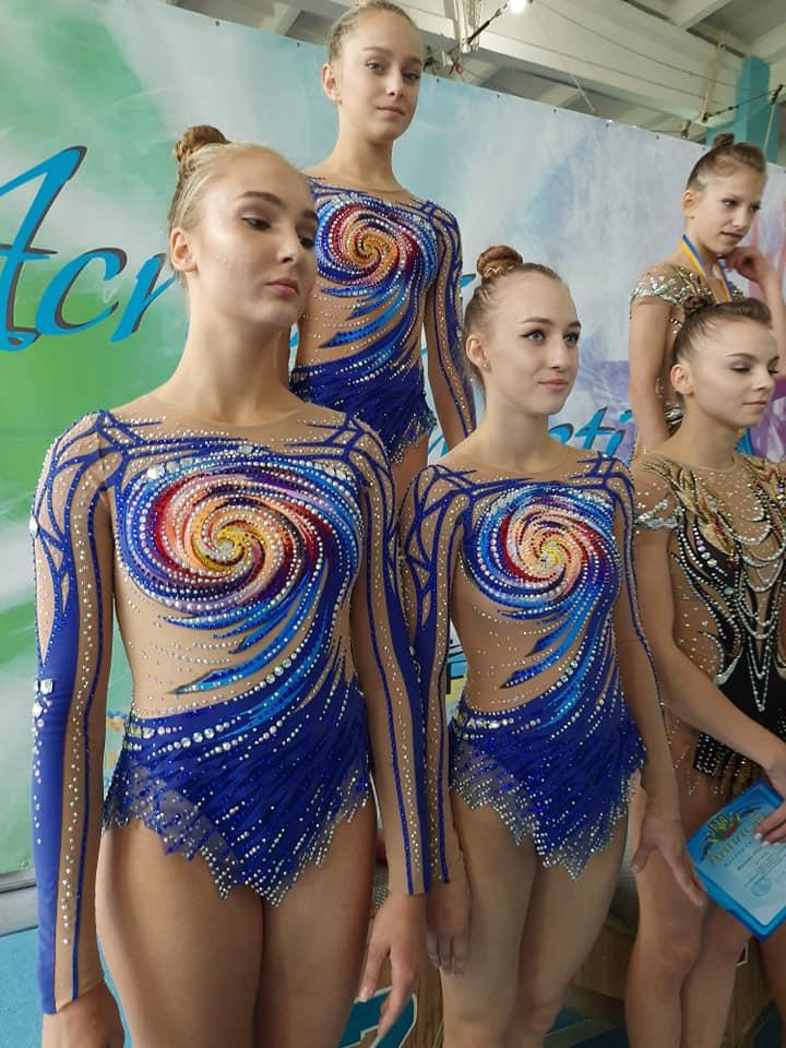 У Вінниці розіграли Кубок України серед дорослих зі спортивної акробатики