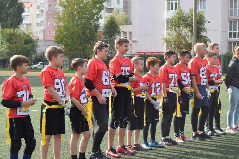 Вінничани здобули Кубок України з флаг-футболу