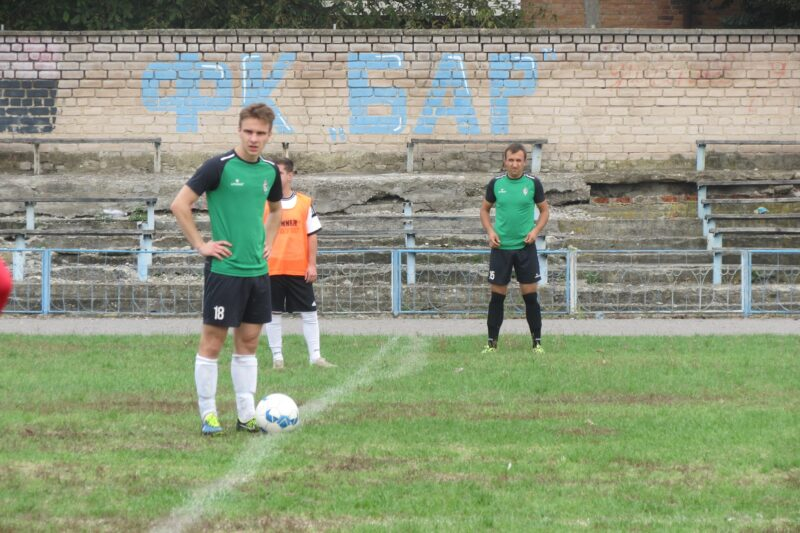 Свято футболу у Барі