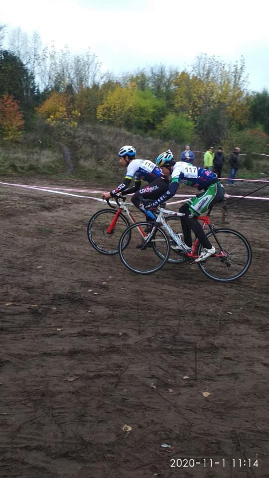 Звитяги «колосівських» велосипедистів
