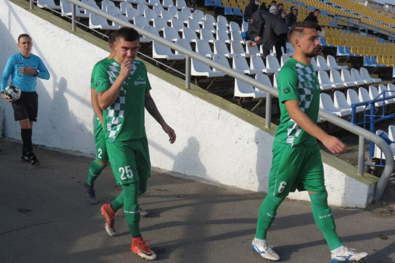 «Нива» вдома перемогла столичний «Рубікон» і випередила львівські «Карпати»