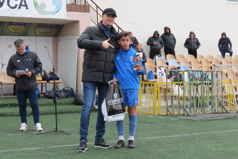 У серії вінницьких турнірів «Utmost Cup» змагалися чотири тисячі футболістів