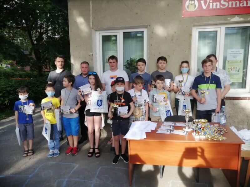 Вінницька шахова команда «Романтик» повернулася до вищої ліги Всеукраїнських онлайн-змагань