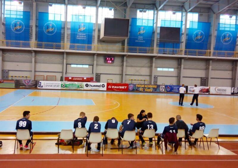 Вінницькі індорхокеїсти вийшли в лідери чемпіонату України