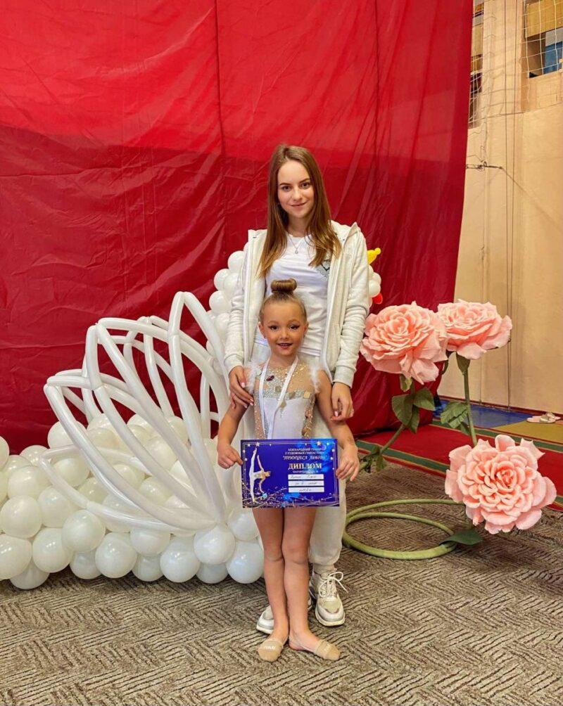 Вінничанки виграли Всеукраїнський турнір із художньої гімнастики «Принцеса Лебідь»