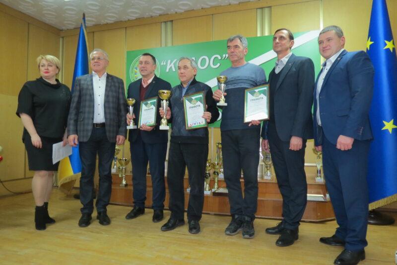 Підсумки конференції Вінницької територіальної організації Всеукраїнського ФСТ «Колос»
