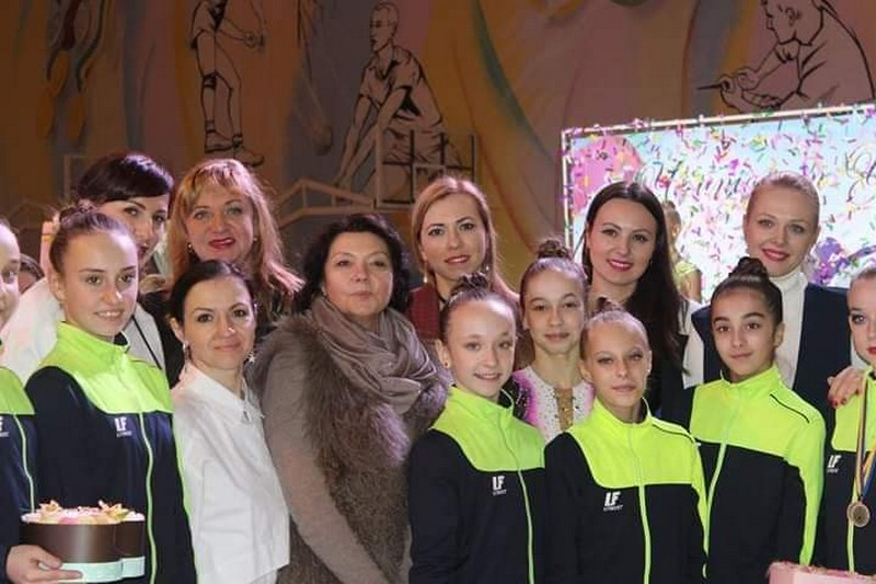 Вінницька гімнастка здобула золото чемпіонату Європи у групових вправах!