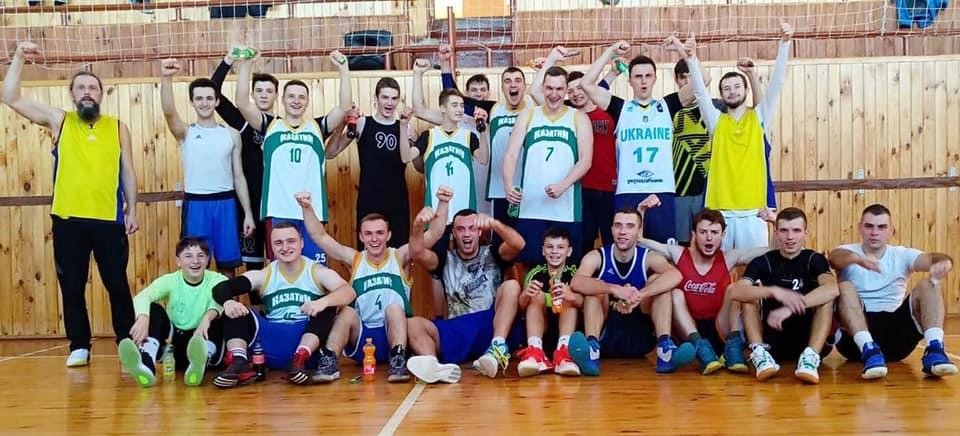 Баскетбольні «Тузи» виграли турнір у Козятині