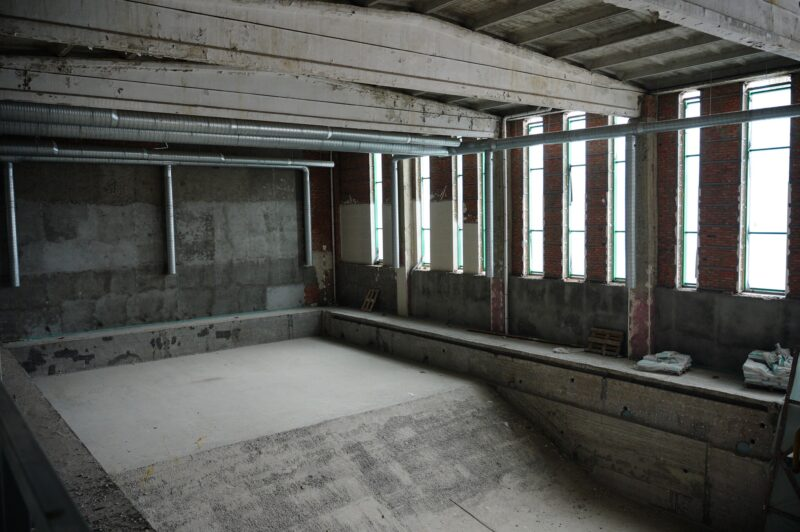 Реконструкцію СК «Вінниця» збираються завершити цього року