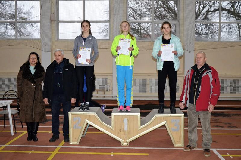 На відкритому чемпіонаті області визначили найкращих легкоатлетів Вінниччини