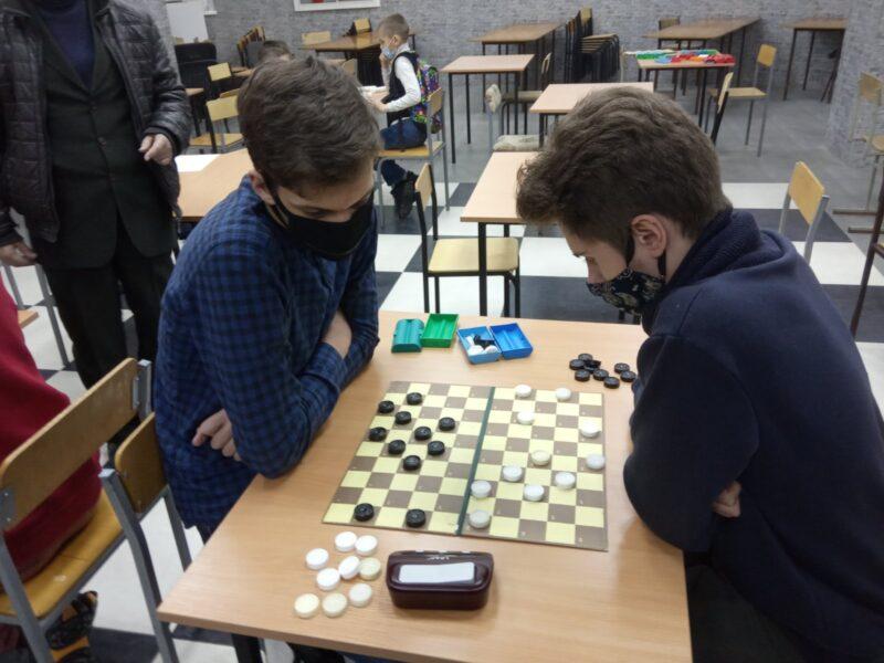 Підсумки чемпіонату Вінниці із міжнародних шашок