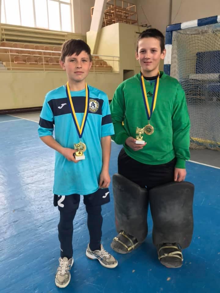 Калинівчани виграли чемпіонат України з хокею на траві серед юнаків