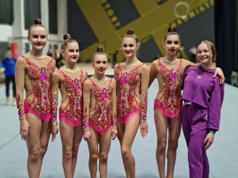 Вінницька гімнастка стартує на Кубку світу у Болгарії