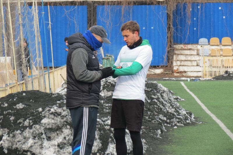 «Нива» розгромила команду із Київщини
