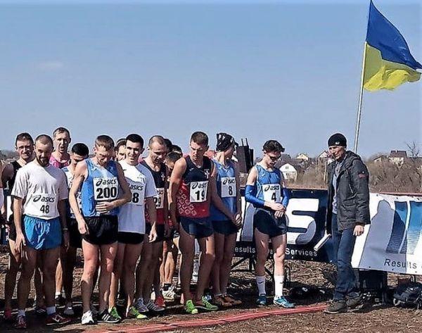 """Срібло легкоатлетів """"Колосу"""" на чемпіонаті України"""
