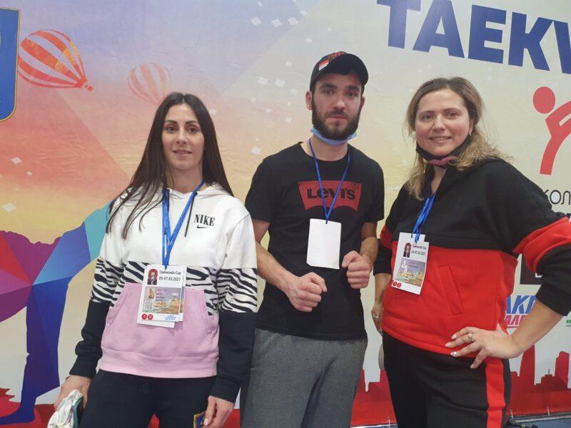 """Вінничани - призери міжнародного турніру """"Taekwondo Cup"""""""