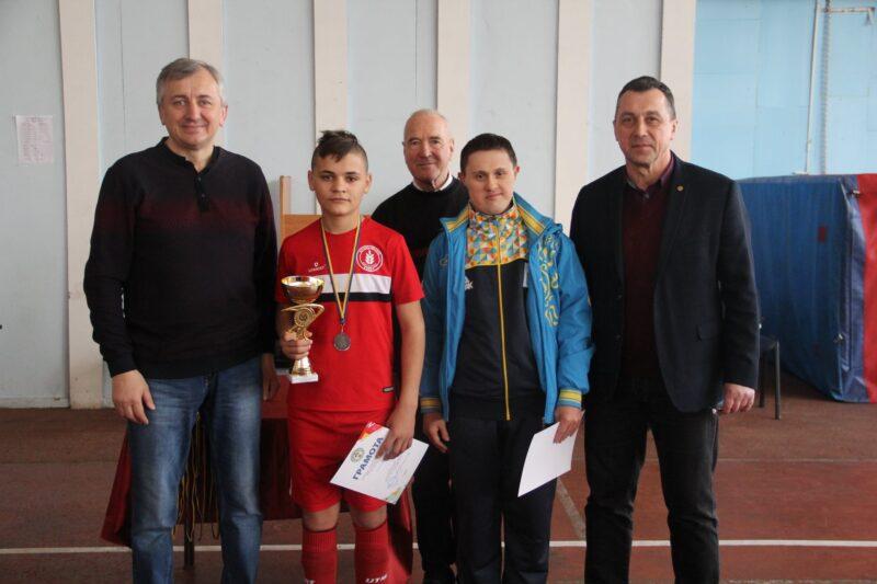 «Колосівський» чемпіонат виграли ямпільські футзалісти