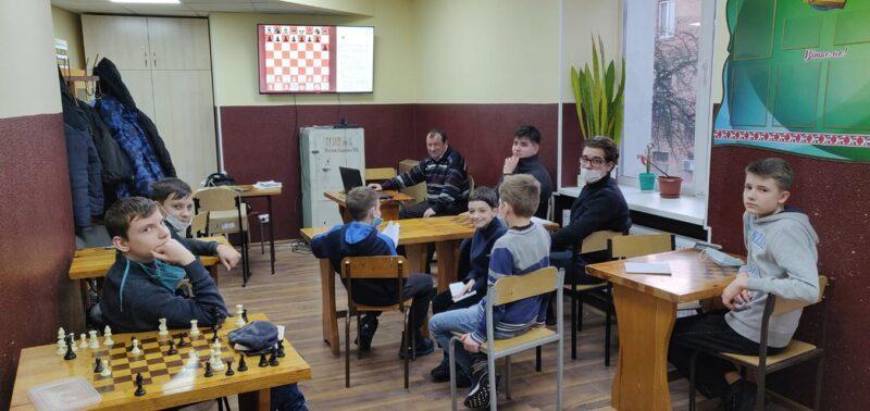 Там де народжуються гросмейстери