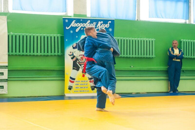 П'ята спортшкола – альма-матер для борців і атлетів