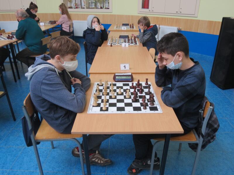 Визначили кращих шахістів серед «молодих майстрів» Вінниччини