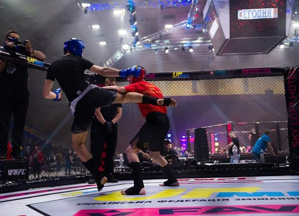 На чемпіонаті України зі змішаних бойових мистецтв вінничани здобули вісім нагород