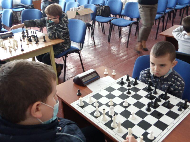 В Крижополі День Перемоги відзначили обласним шаховим турніром
