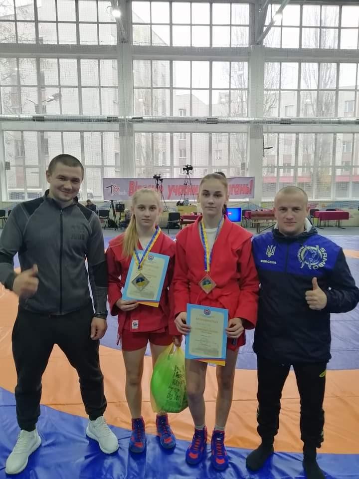 Вінничани зібрали трофеї на Всеукраїнській арен