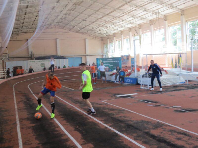 Дебютні змагання «Колос-Агро»