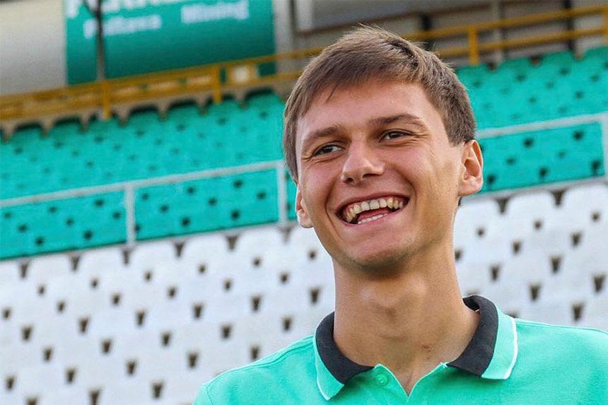 Президент ФК «Нива» Артур Загорулько: «Почнемо сезон іграми на «Локомотиві», поки не підготуємо власне поле в мікрорайоні «ГПЗ»