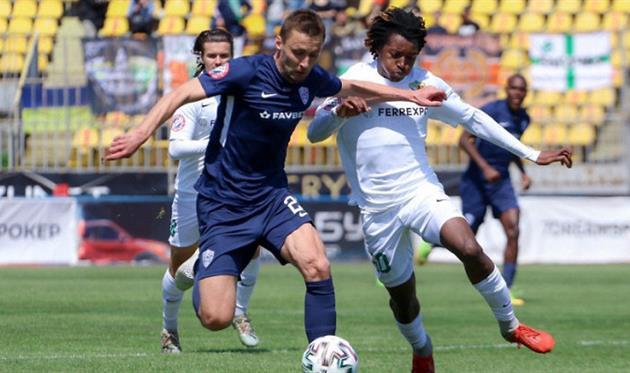 Кобін: «Минаю» пощастило, що першу гру з «Динамо» перенесли на інший термін»
