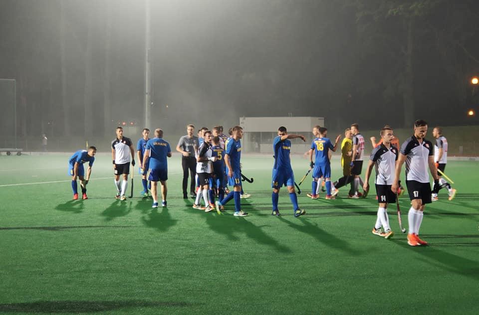 Збірна України готується до хокейного Євро