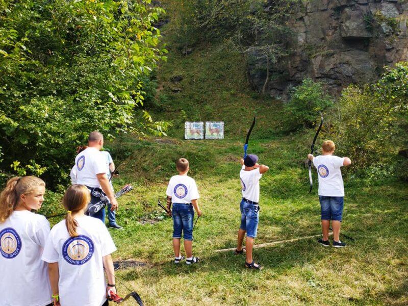 Новинка: І турнір з інтуїтивної стрільби з лука