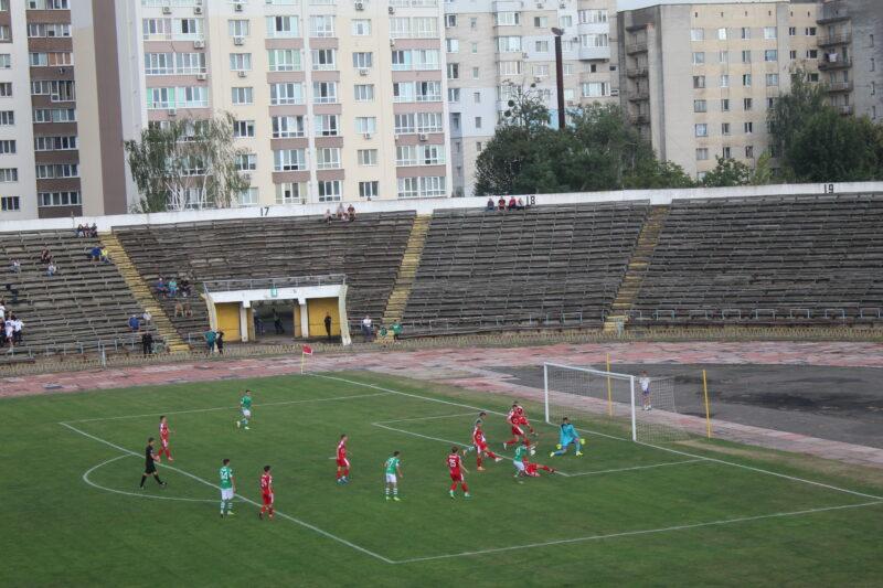 «Нива» залишає Кубок України