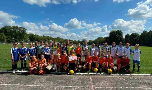 Обласний турнір виграли «елітні» футболістки