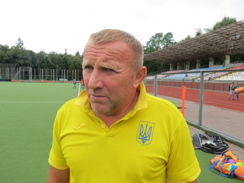 Збірна України готується до Євро-2021